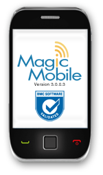 MagicMobile v3.0 was released on February 15, 2011