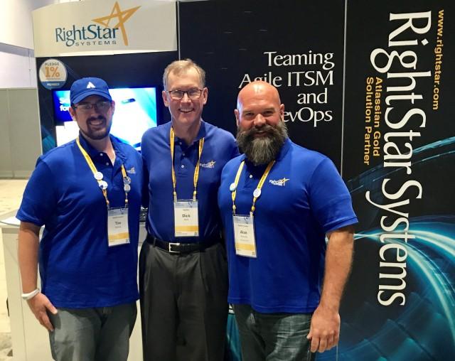 Team RightStar at Summit 2017